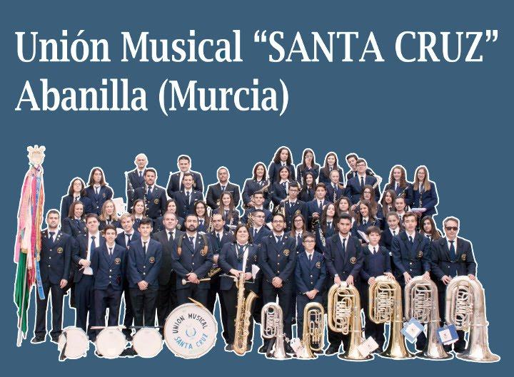 """Foto de la Unión Musical """"Santa Cruz"""""""