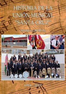 Portada del libro de historia de la UMSC